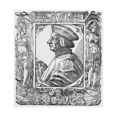 Pietro Pomponazzi Pietro Pomponazzi Italian Philosopher Giclee Print by
