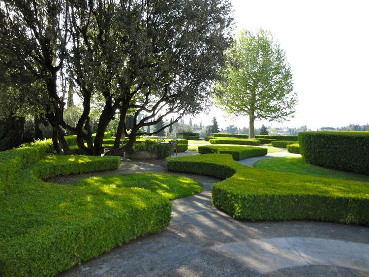 Pietro Porcinai Pietro Porcinai Works Garden Villa Il Roseto