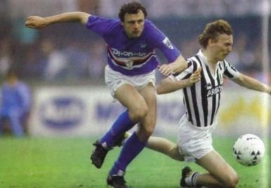 Pietro Vierchowod Lessons in Calcio Pietro Vierchowod