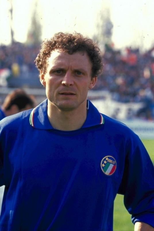 Pietro Vierchowod Where are the members of Italys 1990 World Cup Squad now Pietro