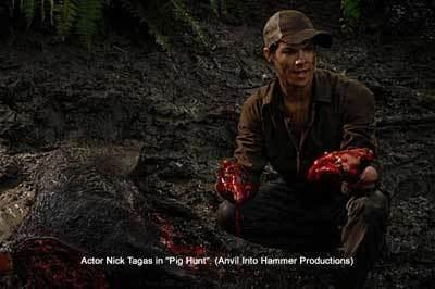 Pig Hunt Film Review Pig Hunt 2008 HNN