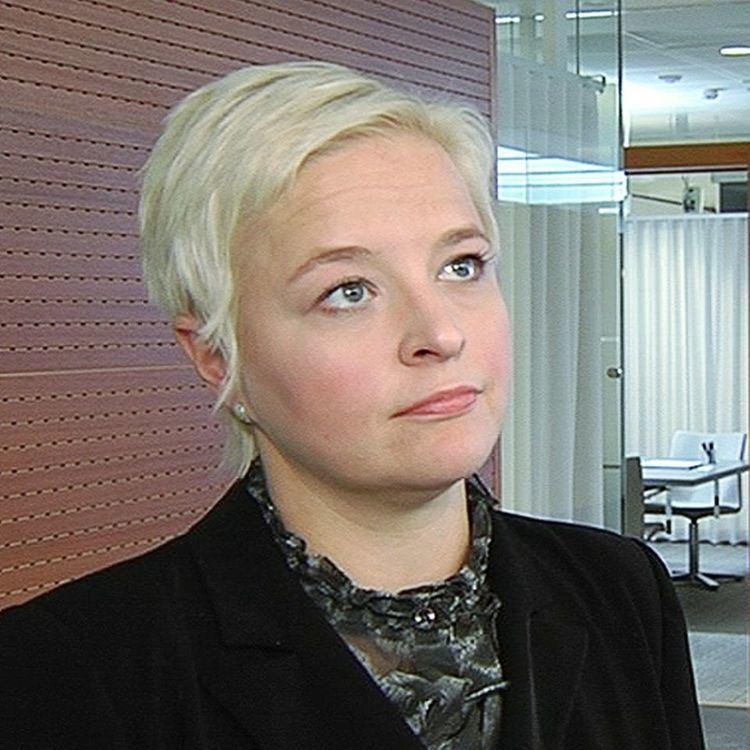 Piia-Noora Kauppi Finanssialan keskusliiton toimitusjohtaja PiiaNoora