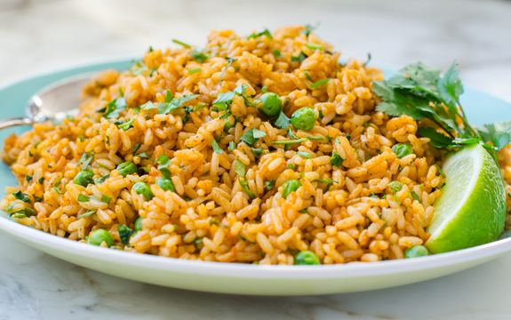 Pilaf Mexican Rice Pilaf Once Upon a Chef