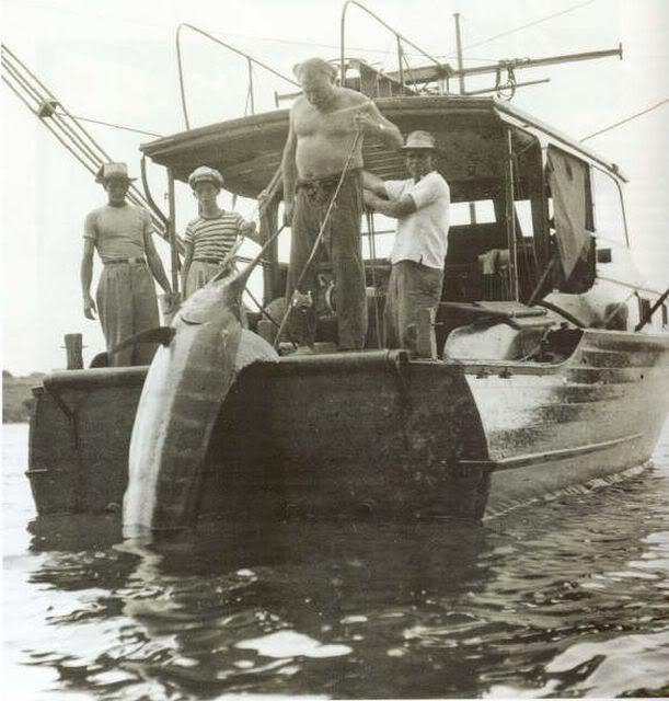 Pilar (boat) Pilar Ernest Hemingways Fishing Boat NauticalNaval History