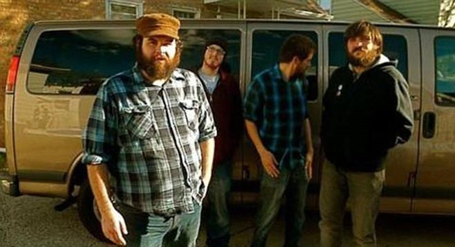 Pile (band) Pile into Soda Bar San Diego Reader