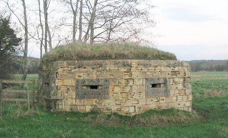 Pillbox (military)