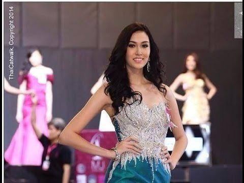Pimbongkod Chankaew MISS UNIVERSE THAILAND 2014 IS Allison Pimbongkod Chankaew