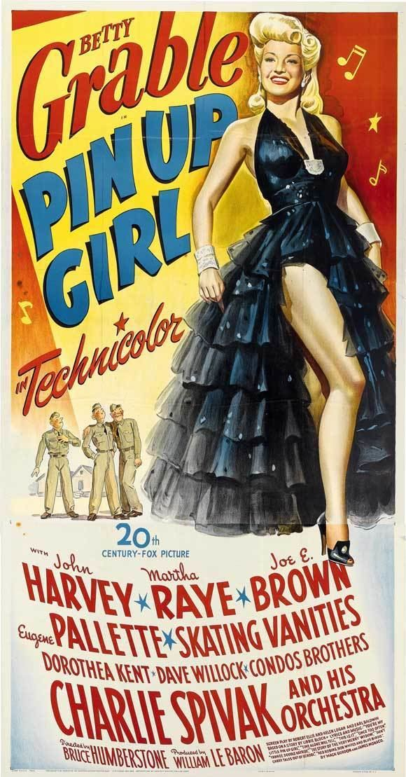 Pin Up Girl (film) Movie Review Pin Up Girl 1944 Miss Lady Laces Vintage Pinup Blog
