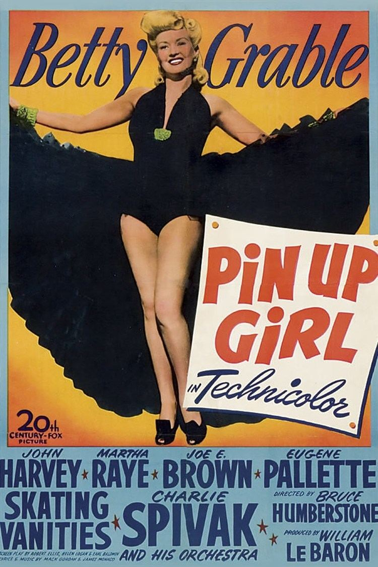 Pin Up Girl (film) wwwgstaticcomtvthumbmovieposters9864p9864p