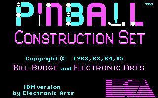 Pinball Construction Set Download Pinball Construction Set My Abandonware