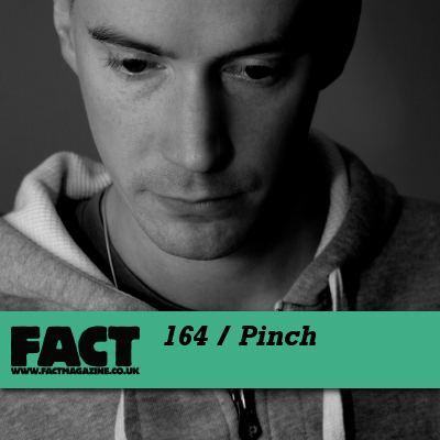 Pinch (dubstep musician) FACT mix 164 Pinch FACT Magazine Music News New Music