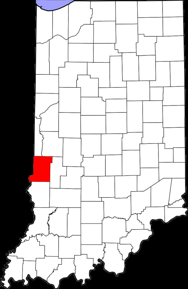 Pine Ridge, Indiana