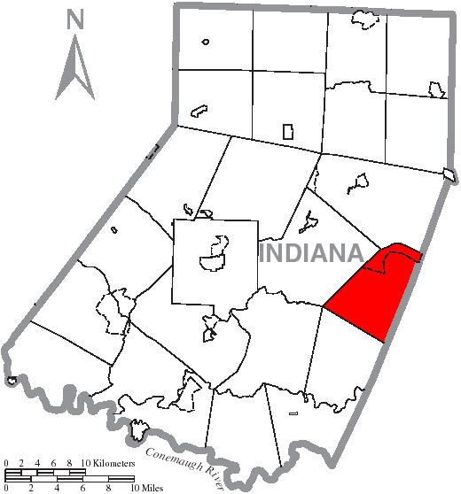 Pine Township, Indiana County, Pennsylvania