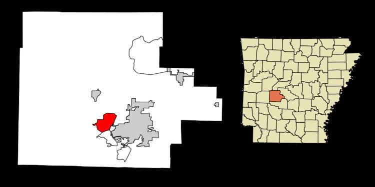 Piney, Garland County, Arkansas