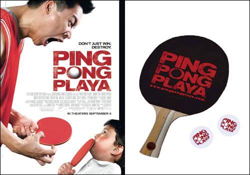 Ping Pong Playa Ping Pong Playa in theaters GIVEAWAY PEACHiESnet