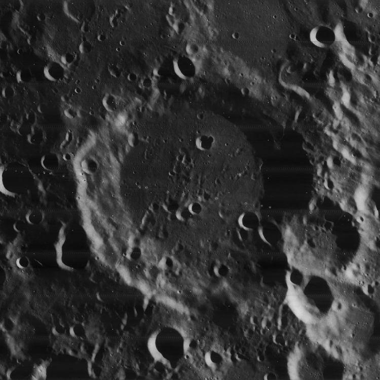 Pingré (crater)