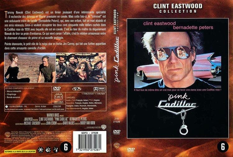 Pink Cadillac (film) The Clint Eastwood Archive Pink Cadillac 1989