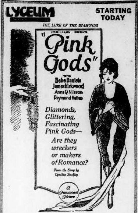 Pink Gods Pink Gods 1922
