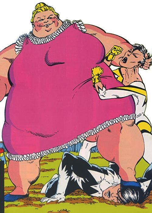 Pink Pearl (comics) Pink Pearl Marvel Comics Alpha Flight enemy Character profile
