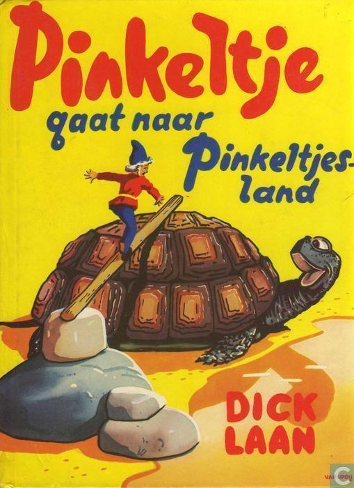 Pinkeltje Laan Dick Pinkeltje gaat naar Pinkeltjesland boeken Catawiki