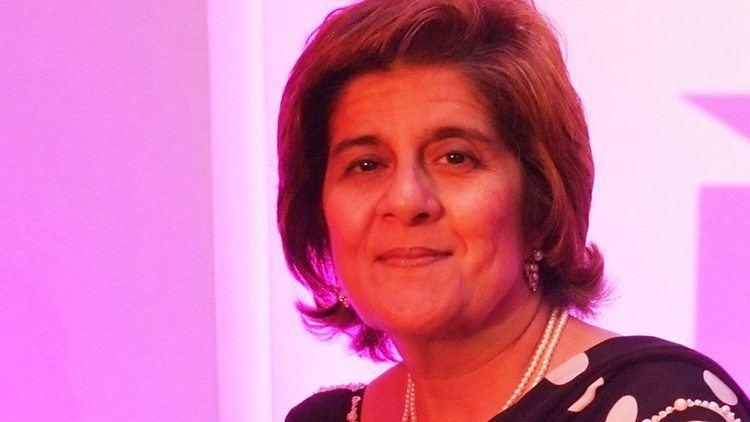 Pinky Lilani BBC Radio 4 Woman39s Hour Woman39s Hour Power List Pinky  Lilani OBE