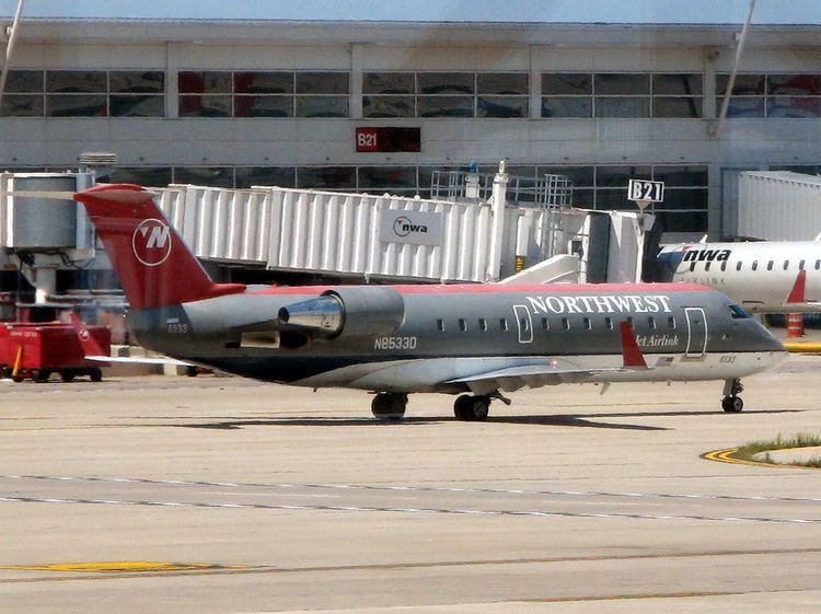 Pinnacle Airlines Flight 3701