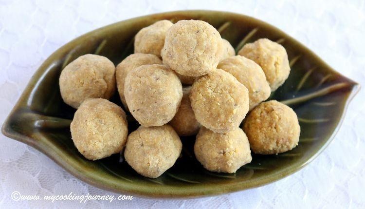 Pinni Besan Ki Pinni from Haryana Besan Laddoo My Cooking Journey