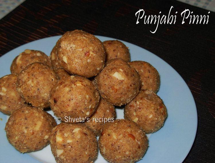 Pinni Pinni A traditional Punjabi sweetdish Shveta39s Recipes