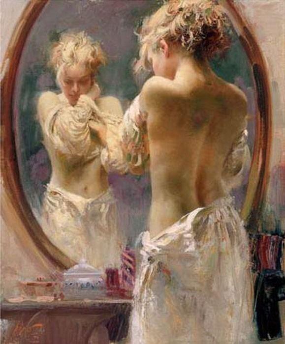 Pino Daeni Pino Daeni Impressionist Pleinair painter Tutt39Art