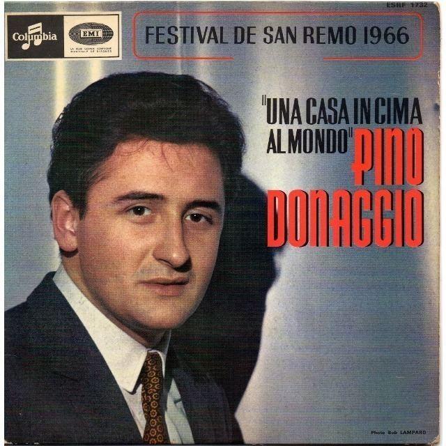 Pino Donaggio Pino Donaggio Radio Birikina Anni 60