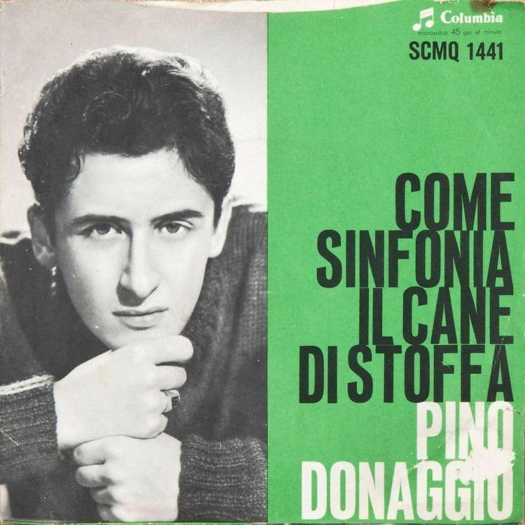 Pino Donaggio come sinfonia il cane di stoffa by PINO DONAGGIO SP