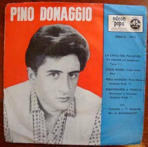 Pino Donaggio Pino Donaggio Records LPs Vinyl and CDs MusicStack