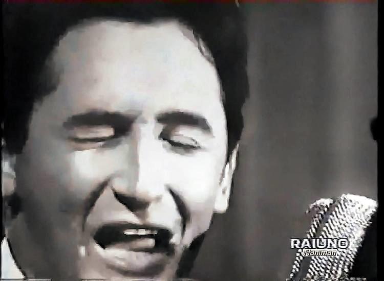 Pino Donaggio Pino Donaggio Io Che Non Vivo Senza Te 1965 Video