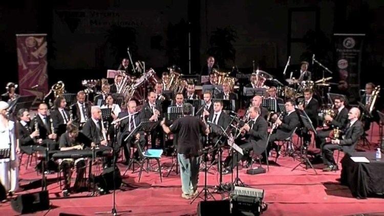 Pino Minafra Terronia Pino Minafra e la Banda Talos Festival 2012 YouTube