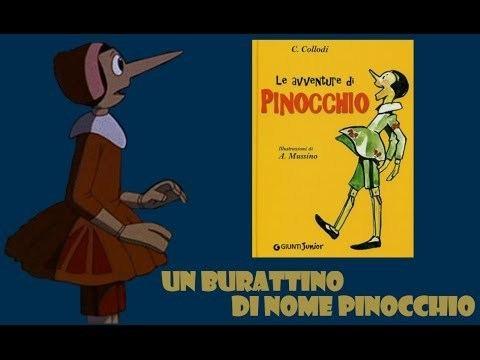 Pinocchio (1972 film) UN BURATTINO DI NOME PINOCCHIO Il romanzo di Collodi che prende