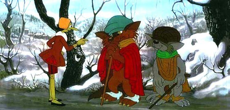 Pinocchio (1972 film) UN BURATTINO DI NOME PINOCCHIO A FIRENZE Cartoonist globale