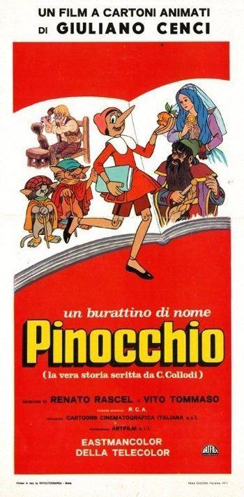 Pinocchio (1972 film) TNTforum Un Burattino Di Nome Pinocchio1972 Giuliano C
