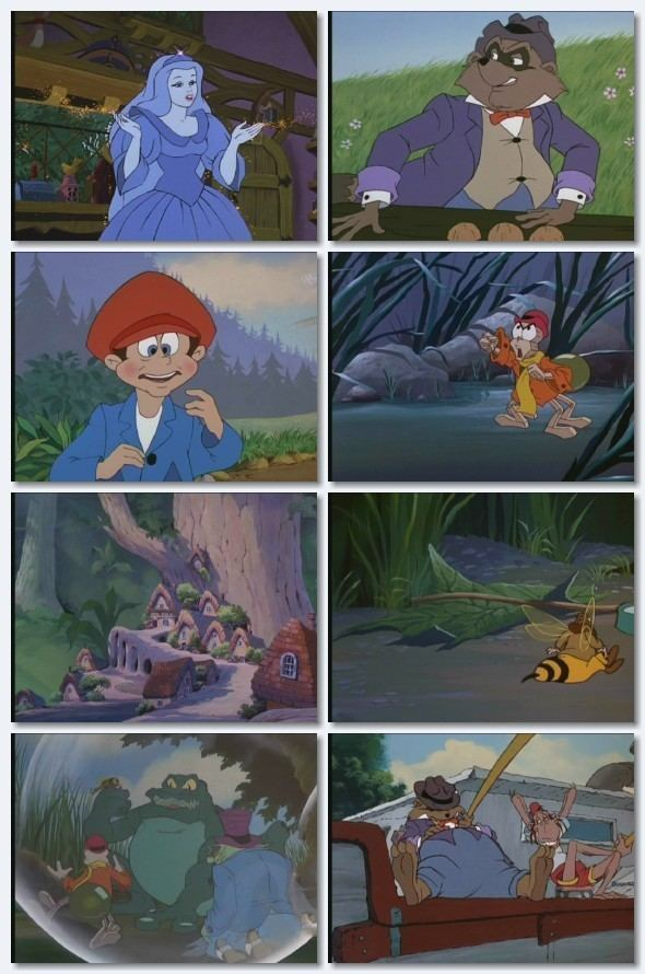 Pinocchio and the Emperor of the Night Pinocchio and the Emperor of the Night AnimationFull Length