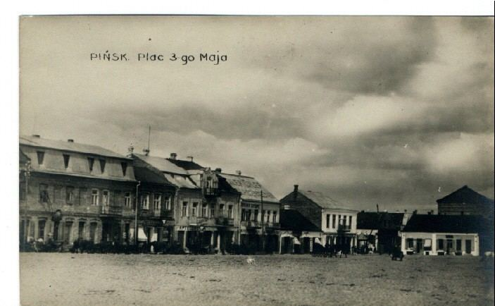 Pinsk in the past, History of Pinsk