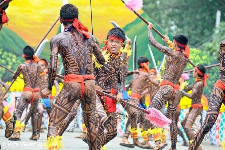 Pintados Pintados Festival 29th of June Tacloban City Mahal kong