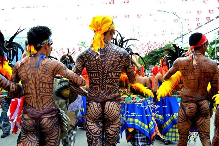 Pintados Vibrant and Colorful A Guide to Understanding Leyte39s Pintados