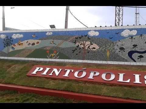 Pintópolis Minas Gerais fonte: alchetron.com