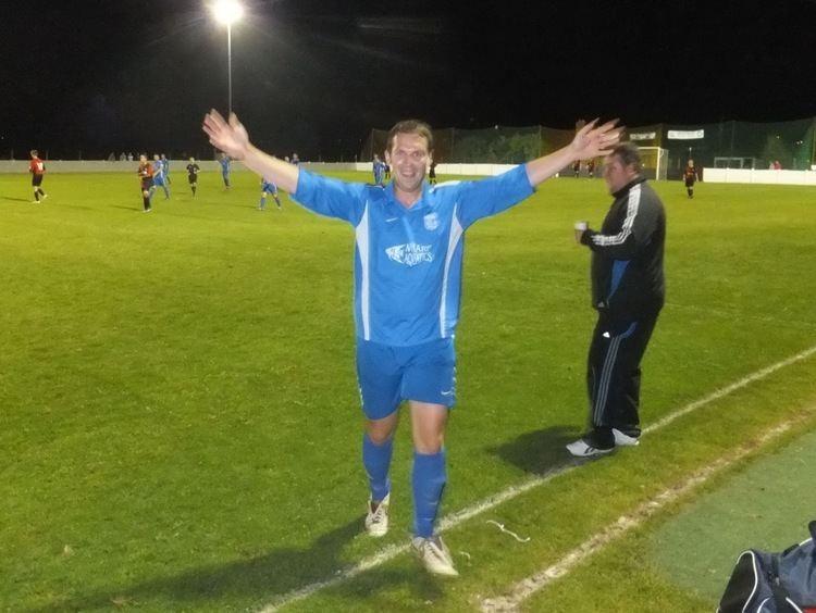 Pinxton F.C. ON THE ROAD 20122013 Pinxton FC 80 Blidworth Welfare