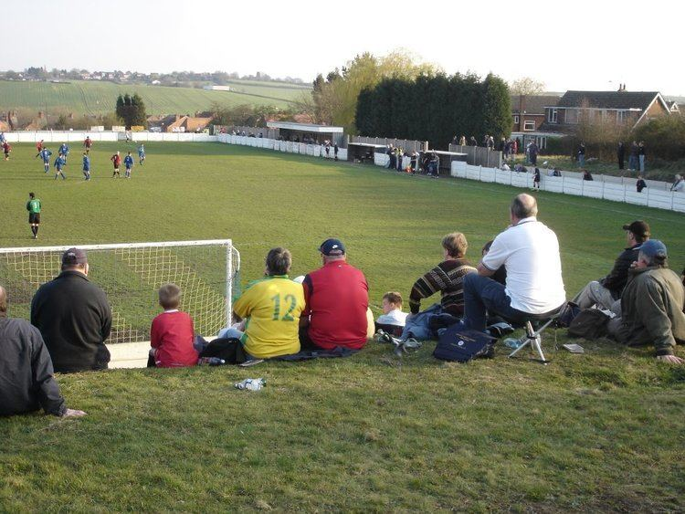 Pinxton F.C. Panoramio Photo of Welfare Ground Pinxton Pinxton FC
