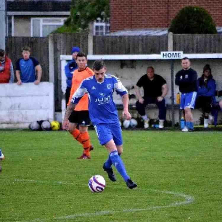 Pinxton F.C. First Team Pinxton Football Club