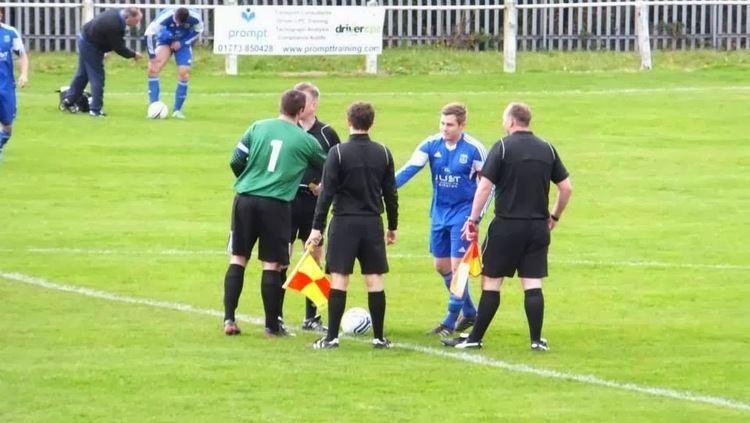 Pinxton F.C. ON THE ROAD 20132014 Blidworth Welfare 11 Pinxton FC