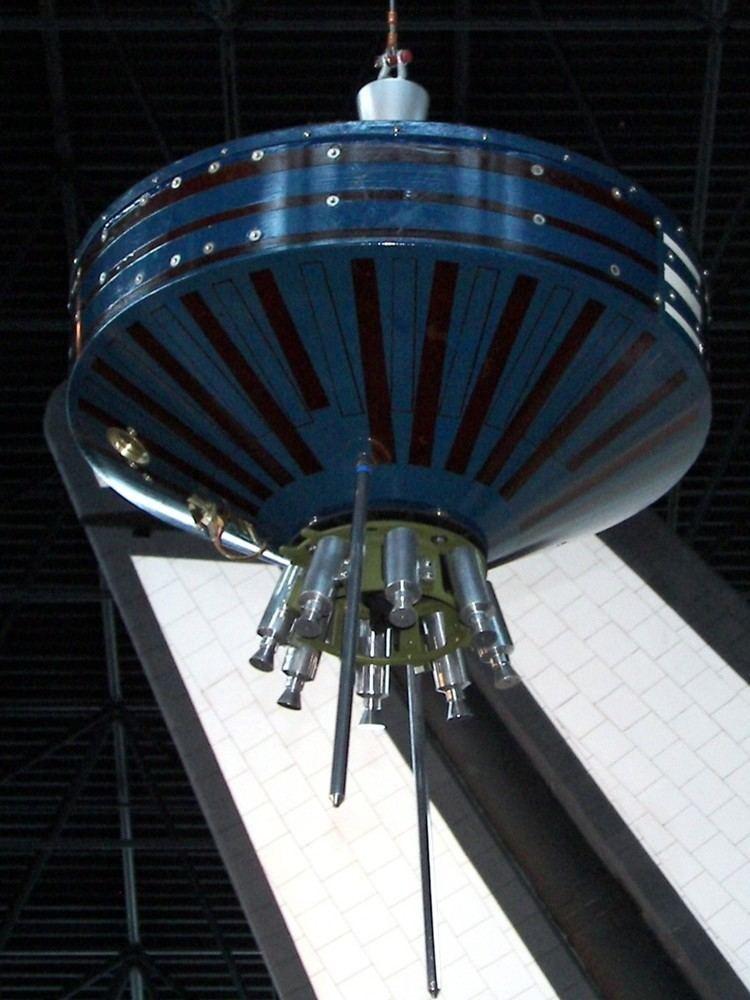 Pioneer 1 Pioneer Program Historic Spacecraft