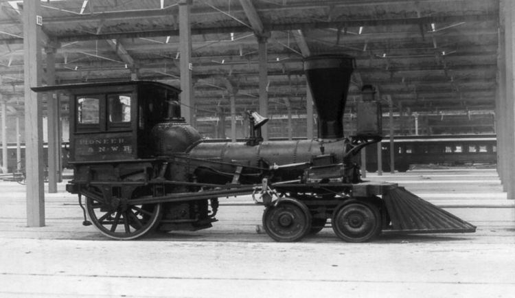 Pioneer (locomotive)