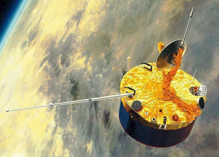 Pioneer Venus Orbiter Pioneer Venus Project Information