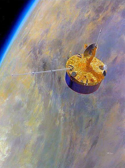 Pioneer Venus Orbiter Pioneer Venus